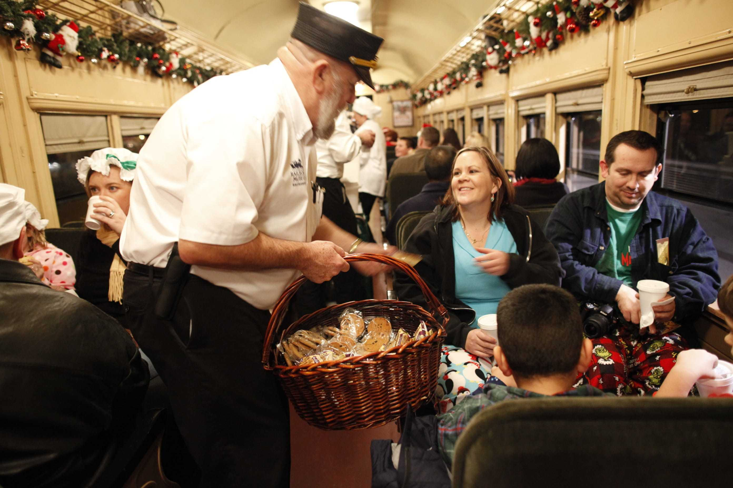 Special Event Trains   California State Railroad Museum
