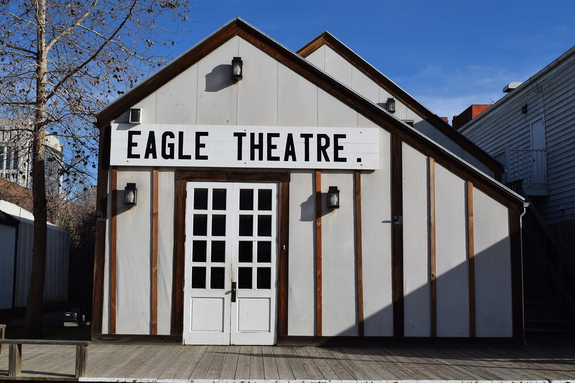 Facility Rentals Eagle Theater