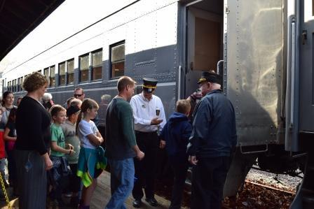 School Programs Current Programs Tuesday Trian Rides