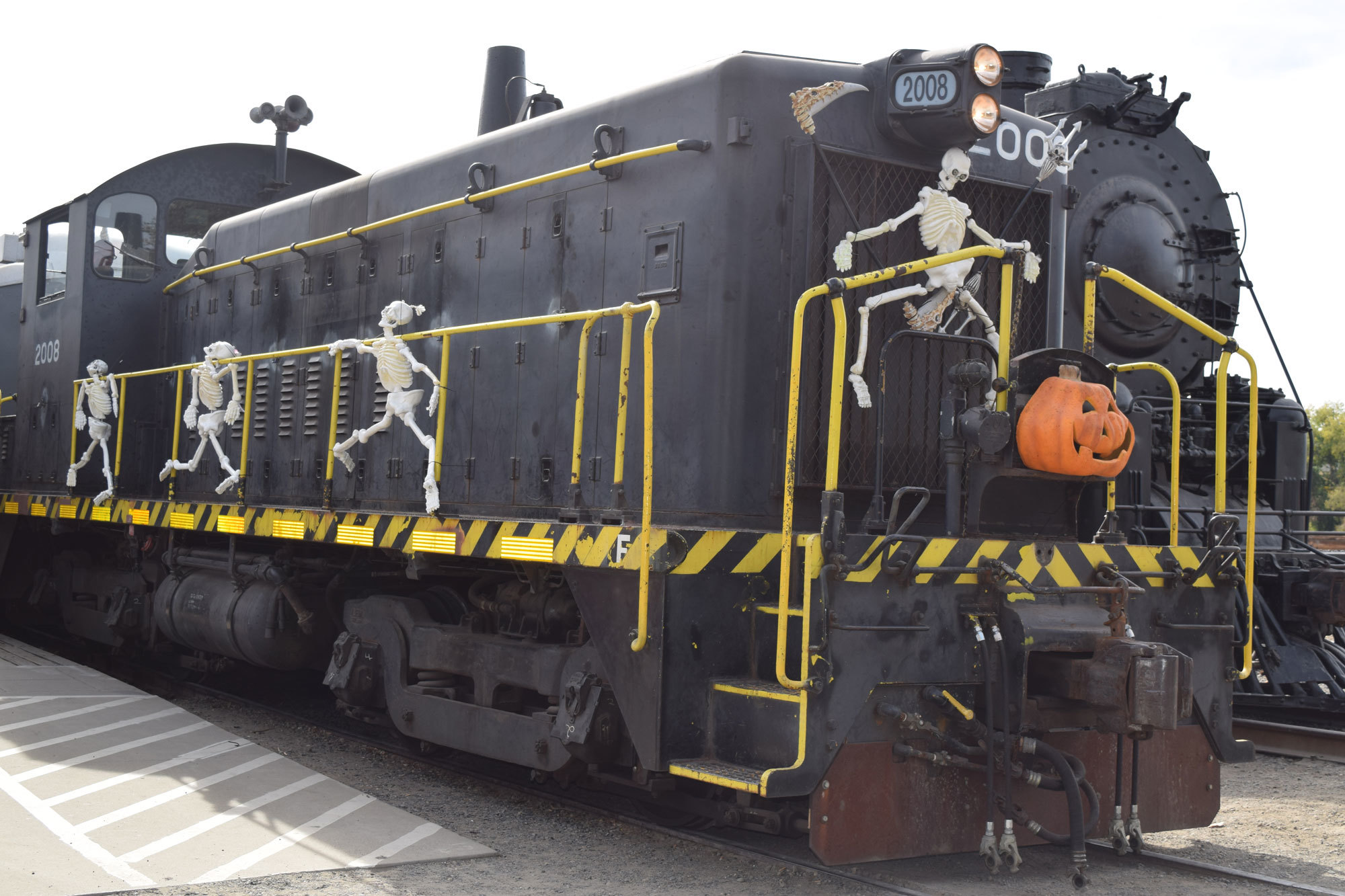 Spook Train