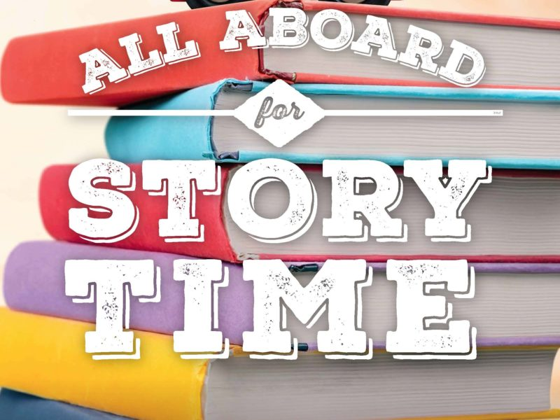 2016 All Aboard For Story Time