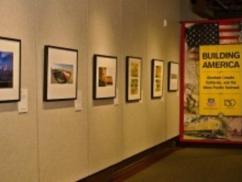 Current Exhibits Building America