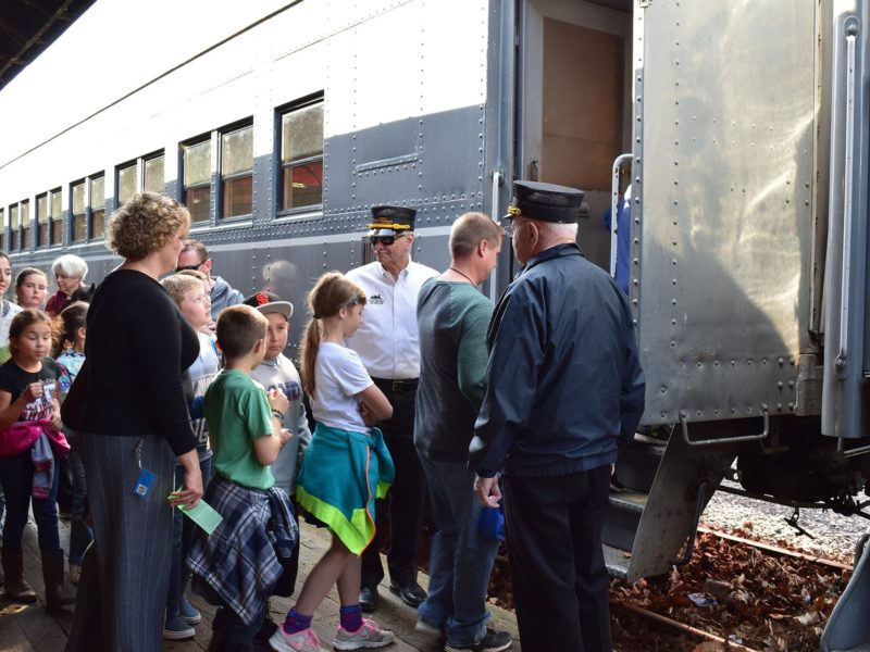 Events Train Rides Weekday Trains