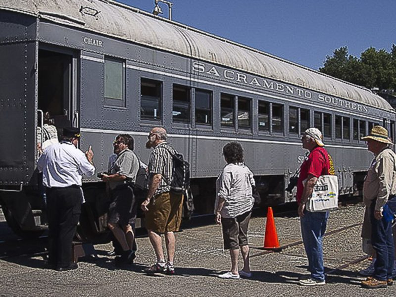 Excursion Train Rides Group Tickets
