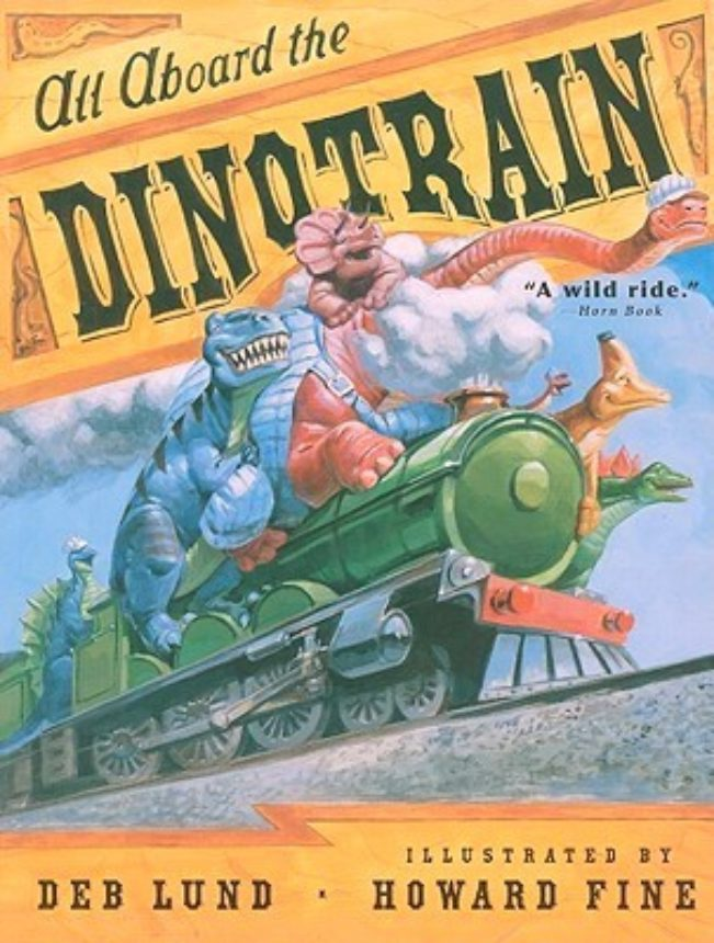 All Aboard The Dino Train