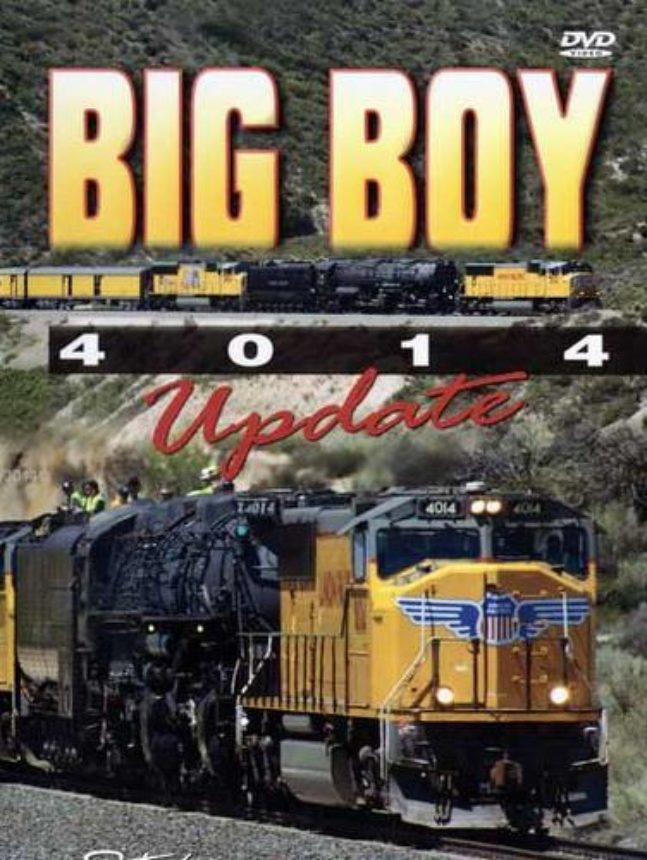 Big Boy 4014 Update Dvd