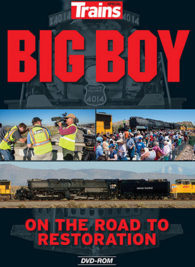 Big Boy On The Road To Restoration Dvd