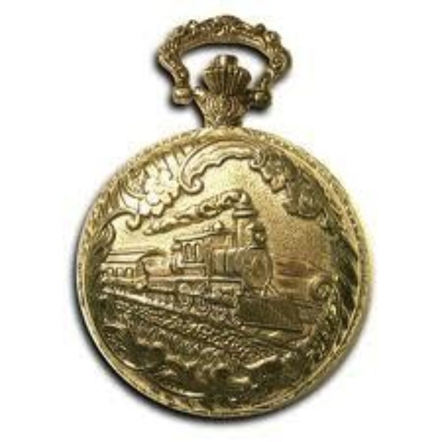 Conductors Pocket Watch