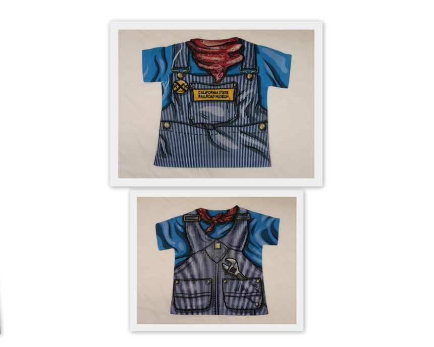 Engineer Overall Tee Shirt