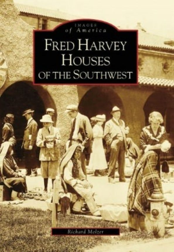 Fred Harvey Houses Of The Southwest