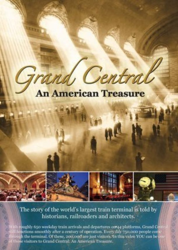 Grand Central An American Treasure Dvd