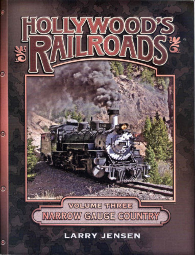 Hollywood Railroads Vol 3 Narrow Gauge Country