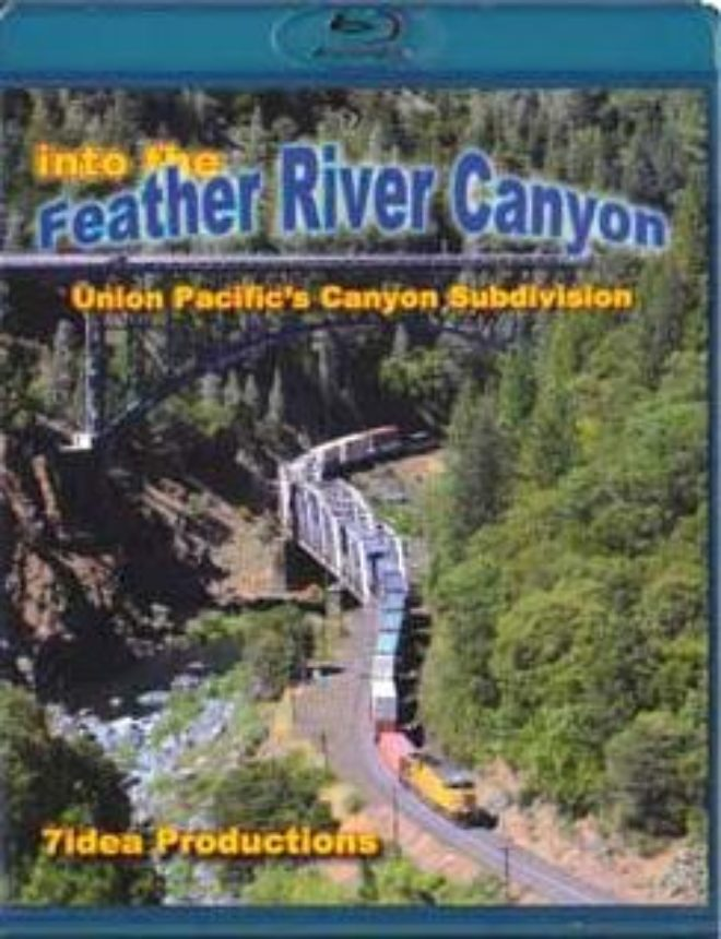 Into The Feather River Canyon