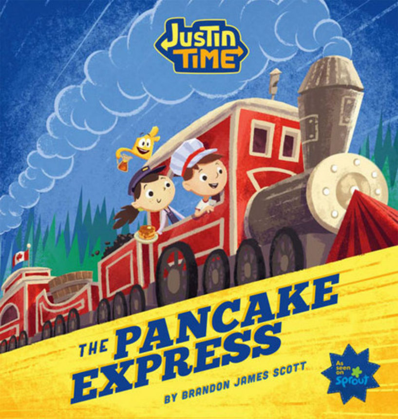 Justin Time The Pancake Express