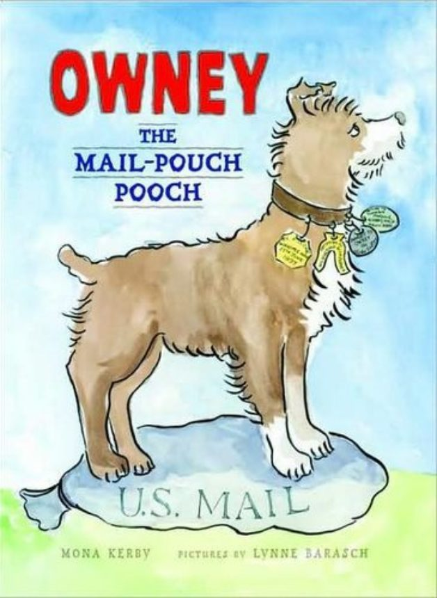 Owney The Mail Pouch Pooch
