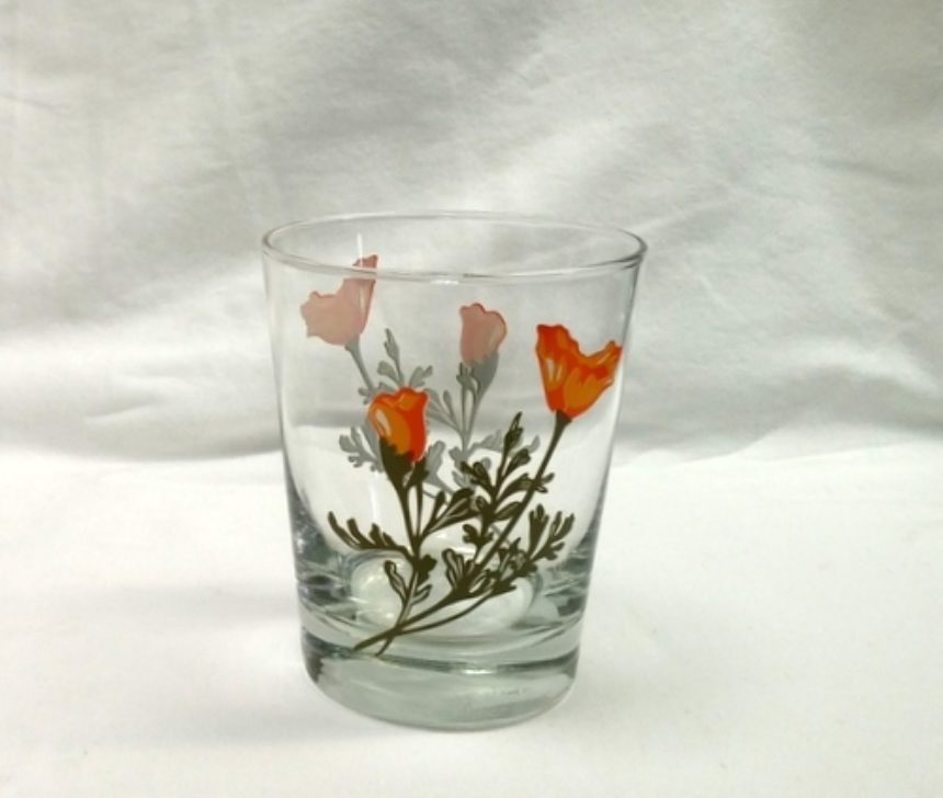 Poppy Double Glass
