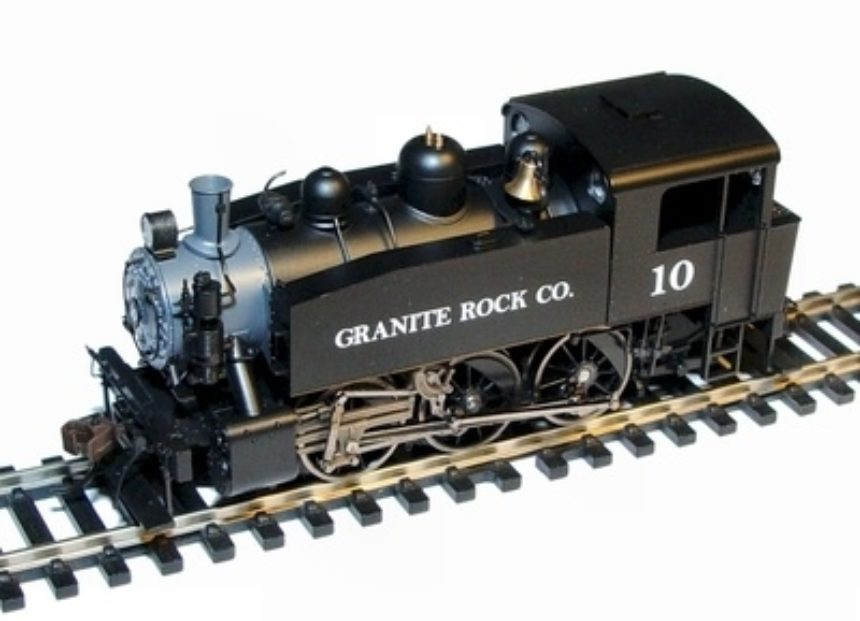 Rivarossi Ho Scale S 100 0 6 0 Granite Rock 10