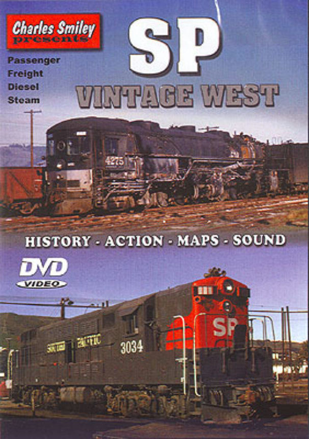 Sp Vintage West Dvd