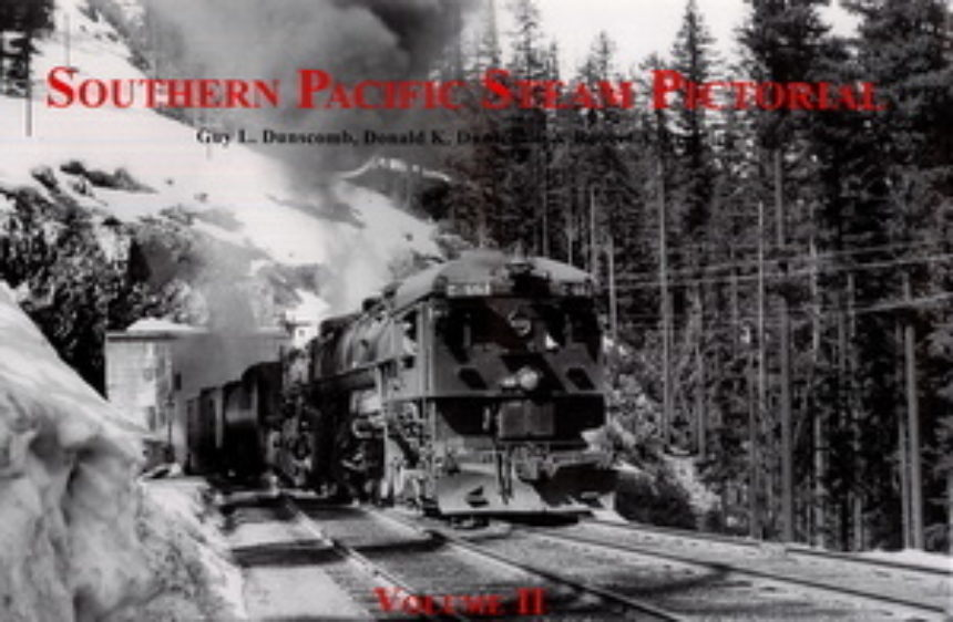Southern Pacific Steam Pictorial Vol 2