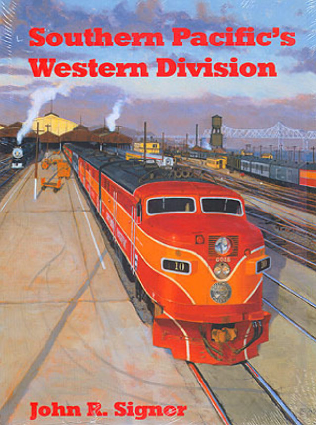 Southern Pacifics Western Division
