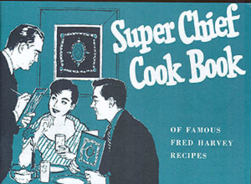 Super Chief Cook Book