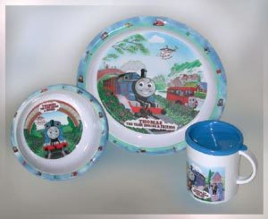 Thomas 3 Piece Dinnerware Set