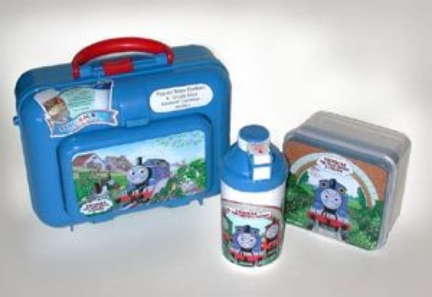 Thomas The Tank Engine Lunchbox