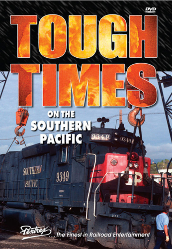 Tough Times On The Southern Pacific Dvd