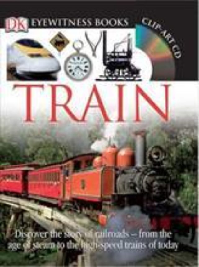 Train Eyewitness Books
