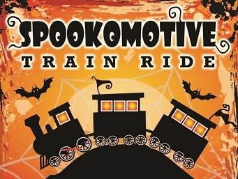 Spookomotive Flyer 5 5 X 8 5